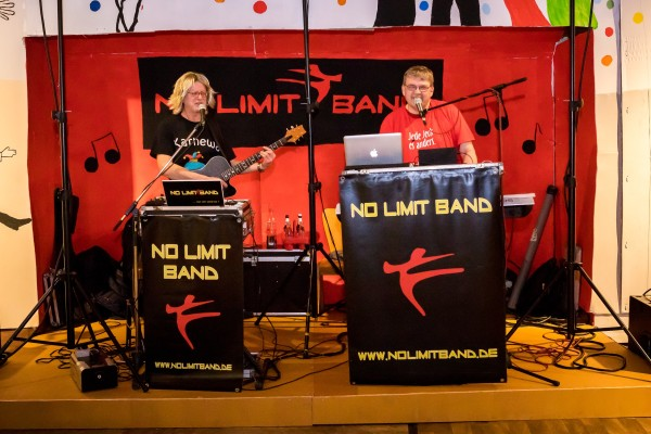 "Die Band ""No Limit"""
